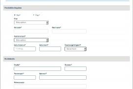 GIROMATCH - Registrierung Teil 2