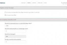 GIROMATCH - Registrierung Teil 3