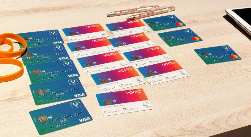 YOMO Kreditkarten